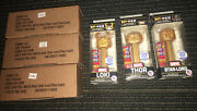 Funko Pop Pez Dispensers Gold Marvel Star Lord Loki Thor Only 3200 Made In World