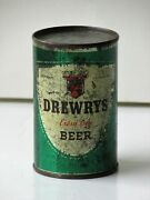 1950's Drewrys Green Sports Mini Beer Can Souvenir Paper Weight South Bend In