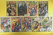 Amalgam Lot Of 9 Comics Marvel Dc Mash-up All In Great Condition