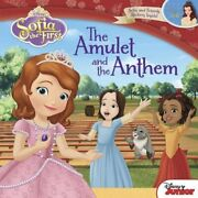 Sofia The First The Amulet And The Anthem By Disney Book Group Used