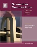 Grammar Connection Book 5 Structure Through Content By Cathleen D Cake New