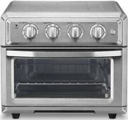 Cuisinart Toa-60 Convection Airfryer Toaster Oven - Stainless Steel