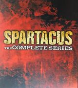 Spartacus The Complete Series Blood And Sand Gods Of The Arena War Of The Damned