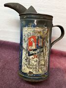 Maytag Oil Can Handle Spout Rough Condition
