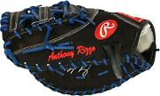 Anthony Rizzo Chicago Cubs Autographed Rawlings Game Model Glove - Fanatics