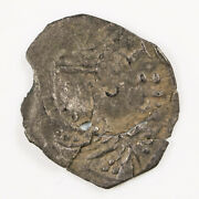 Henry Ii Silver Cross-and-crosslets And039tealbyand039 Penny 1168-1170