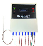 Cryosave Alarm And Monitoring System Ivf Laboratory Solutions Ln2 Level Monitor