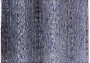 9and039 1 X 12and039 3 Savannah Grass Hand Knotted Wool Rug - Q9229