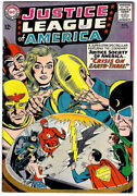 Justice League Of America 29 In Fn/vf- Condition A Dc 1964 Silver Age Comic
