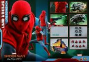Hot Toys 1/6 Mms552 Spider-man Homemade Suit Ver Action Figure Collectible Toy