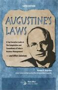 Augustine's Laws, Sixth Edition Hardback Or Cased Book