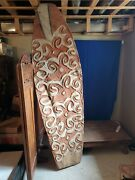 Asmat Papua Traditional West New Guinea Indonesian Shields Vintage 94 1960s5