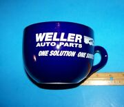 Weller Auto Parts   Mug / Cup Complete Your Collection Today