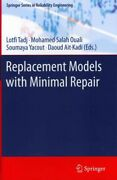 Replacement Models With Minimal Repair Hardcover By Tadj Lotfi Edt Ouali...
