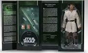 Star Wars - Qui-gon Jinn 12 Collectible Boxed Action Figure By Sideshow Collec