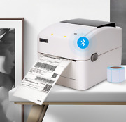 Thermal Label Printer Width 20mm-108mm Address Epacket Can Print Qr Code Quality