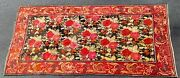 1908 Dated Armenian Rug_caucasian _brought From Beirut_great Color