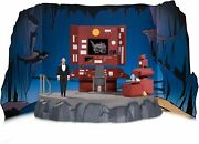 Dc Collectibles Batman The Animated Series - Bat Cave Playset With Exclusive Al
