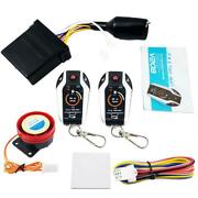 1 Set Two Way Motorcycle Alarm Anti-theft Security System