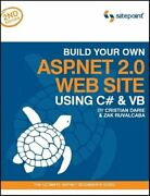 Build Your Own Asp.net 2.0 Web Site Using C And Vb The Ultimate Asp.net Beginner