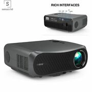 Projector Home Theater 900dab Full Hd 1920x1080p Projector 7200 Wifi Bluetooth