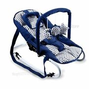 Multi-functional Newborn Baby Swing Rocking Chair Toddler Cradle Reclining Chair