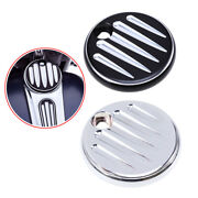 One Cnc Aluminum Cut Fuel Tank Cap Cover For Harley Cvo Street Glide 2008-2016
