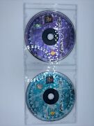 Star Ocean The Second Story Playstation 1 1999 Game Discs Only Ps1 -free Ship