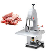 Commercial Meat And Bone Saw Electric Bone Sawing Machine Frozen Meat Cutter 1.5kw