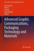 Advanced Graphic Communications, Packaging Technology And Materials, Hardcove...