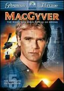 Macgyver The Complete Fifth Season [3 Discs] New