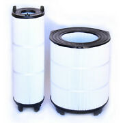 Replacement Pool Filter Cartridge Kit For Sta-rite System 3 S7m120 300 Sqft
