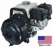 3 Centrifugal Gas Water Pump - 280 Gpm - 6.5 Hp - Bands Engine - Self Prime