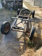 1928-31 Model A Ford Chassis Flathead Ford 32 Scta Hot Rod