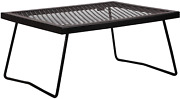 Redcamp Folding Campfire Grill Heavy Duty Steel Grate Portable Over Fire Camp G