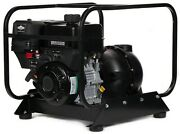 Commercial Trash Pump - 2 - 240 Gpm - Gas - 5.5 Hp - 83 Ft Head - 1 Solid