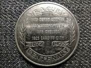 F.a. Cup Centenary Sheffield United Coin Medal 1972