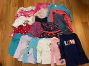 17 Clothing Lot 4t Mixed Children's Lot Gymboree Old Navy Carters Baby Gap