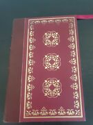 Jane Eyre By Charlotte Bronte Oxford Press Franklin Library 1984 Quarter Leather