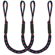 2pack Bungee Dock Line Boat Mooring Rope Cord Stretch