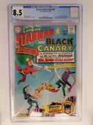Brave And The Bold 62 Cgc 8.5 1965 1st Sa App Wildcat, Huntress, Sportsmaster