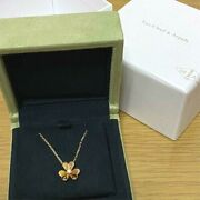 And Frivor Diamond 750 Yellow Gold Necklace Pendant