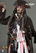 Hot Toys pirates Of The Caribbean On Stranger Tides Captain Jack Sparrow 1/6