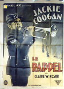 The Bugle Call / Jackie Coogan / 1927 / Edward Sedwick / Author Movie Poster/44