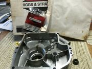 Briggs And Stratton 8hp Horizontal Engine Crankcase Cover 496982 New Old Stock