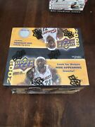 2009-10 Upper Deck Basketball Jumbo Factory Sealed Box 24/18 Ct Curry Rc Nice