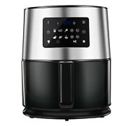 1700w 6.3qt Air Fryer Electric Hot Air Oven 6l Oilless Cooker Touch Screen Us