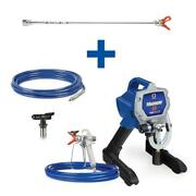 Magnum X5 Stand Airless Paint Sprayer 20 In. Extension 25 Ft. Hose Tru315 Tip