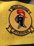 Us Navy Attack Squadron 64 Atkron Sixty Four Usn Patch 6/3
