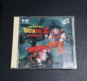 Dragon Ball Z Pc Engine Cd Rom Japan Collection Import